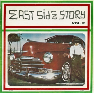 East Side Story, Vol. 2 album cover
