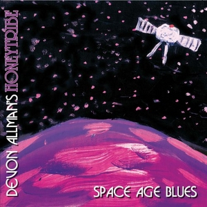 Space Age Blues album cover