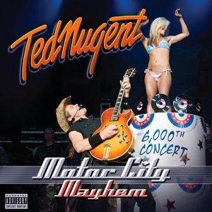 Motor City Mayhem: 6,000th Concert album cover