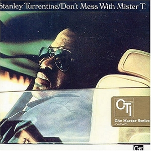Don't Mess With Mister T. album cover