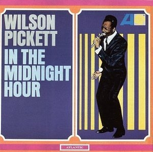 In The Midnight Hour album cover