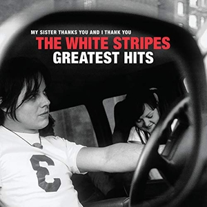 The White Stripes Greatest Hits album cover