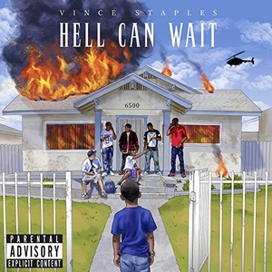 Hell Can Wait album cover