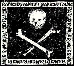 Rancid (2000) album cover