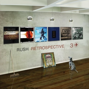 Retrospective, Vol.3: 1989-2008 album cover