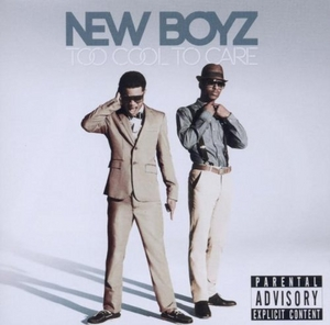 Too Cool To Care album cover