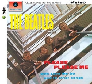 Please Please Me (Remastered) album cover