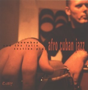 Afro Cuban Jazz album cover