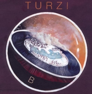 B album cover