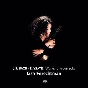 Works For Violin Solo album cover