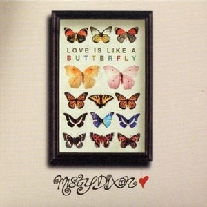 Love Is Like A Butterly (Single) album cover