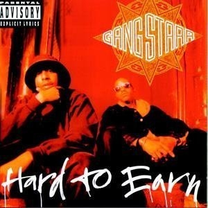 Hard To Earn album cover