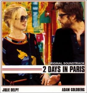 2 Days In Paris (Original Soundtrack) album cover