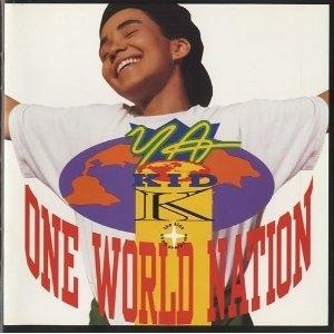 One World Nation album cover