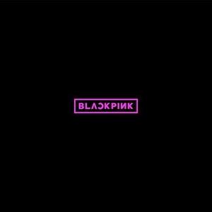BLACKPINK album cover