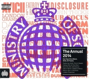Ministry Of Sound: The Annual 2014 album cover