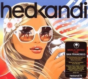 Hed Kandi: World Series Live From San Francisco album cover
