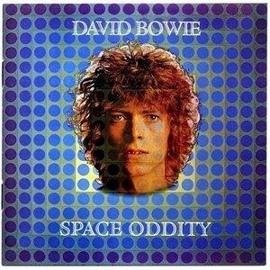 Space Oddity (40th Anniversary Edition) album cover