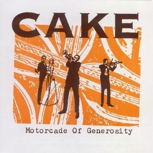 Motorcade Of Generosity album cover