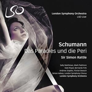 Schumann: Das Paradies Und Die Peri album cover