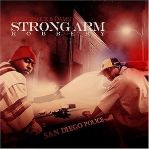 Strong Arm Robbery album cover