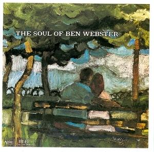 The Soul Of Ben Webster album cover
