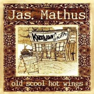 Old Scool Hot Wings album cover