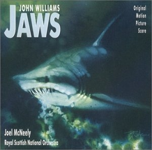 Jaws: Original Motion Picture Score album cover