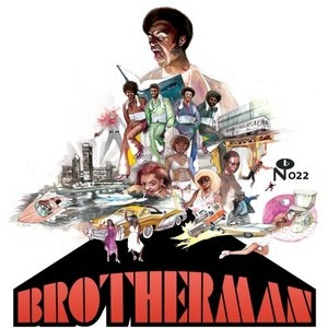 Brotherman album cover