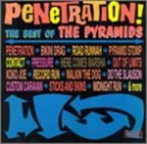 Penetration!: The Best Of album cover