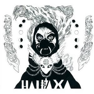 Halfaxa album cover