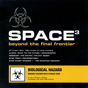 Space 3: Beyond The Final Frontier album cover