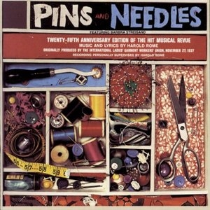 Pins And Needles (1962 Revival Cast) album cover