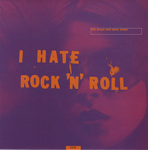 I Hate Rock 'N' Roll album cover