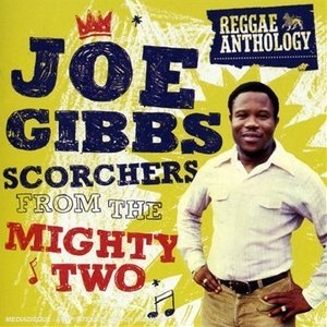 Scorchers From The Mighty Two album cover