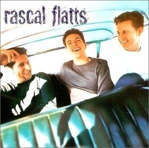 Rascal Flatts album cover