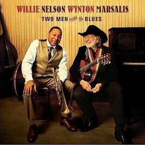 Two Men With The Blues album cover