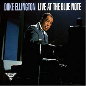 Live At The Blue Note album cover