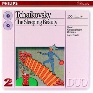Tchaikovsky: The Sleeping Beauty album cover