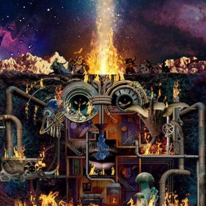 Flamagra album cover
