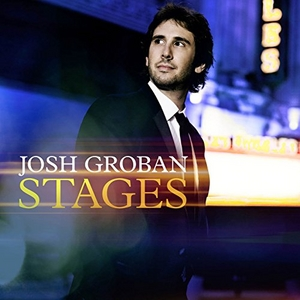 Stages album cover