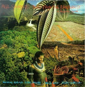 Blues From The Rainforest-A Musical Suite album cover
