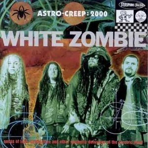 Astro-Creep: 2000 (Songs Of Love, Destruction, And Other Synthetic Delusions Of The Electric Head) album cover