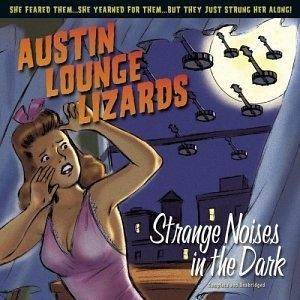 Strange Noises In The Dark album cover