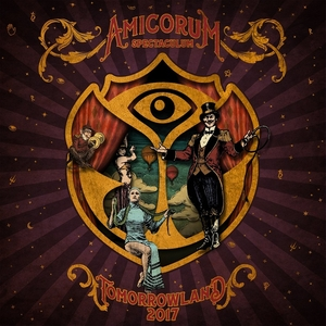 Tomorrowland: Amicorum Spectaculum album cover