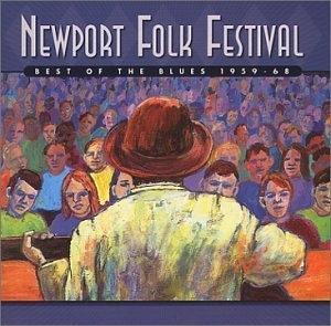 Newport Folk Festival album cover
