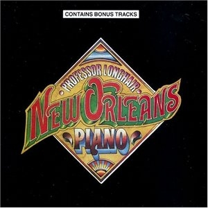 New Orleans Piano album cover