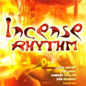 Incense Rhythm album cover