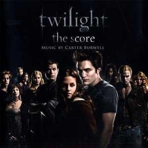 Twilight (The Score) album cover