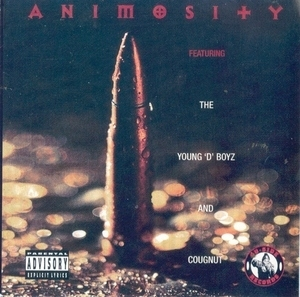 Animosity album cover
